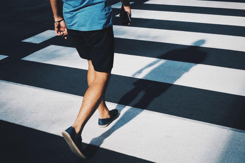Beautiful stock photos of urban photography, Casual Clothing, City Life, City Street, Crossing
