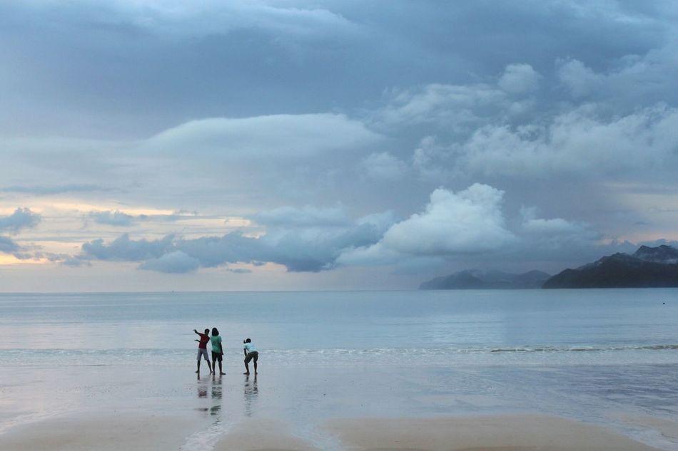 Clouds Bali