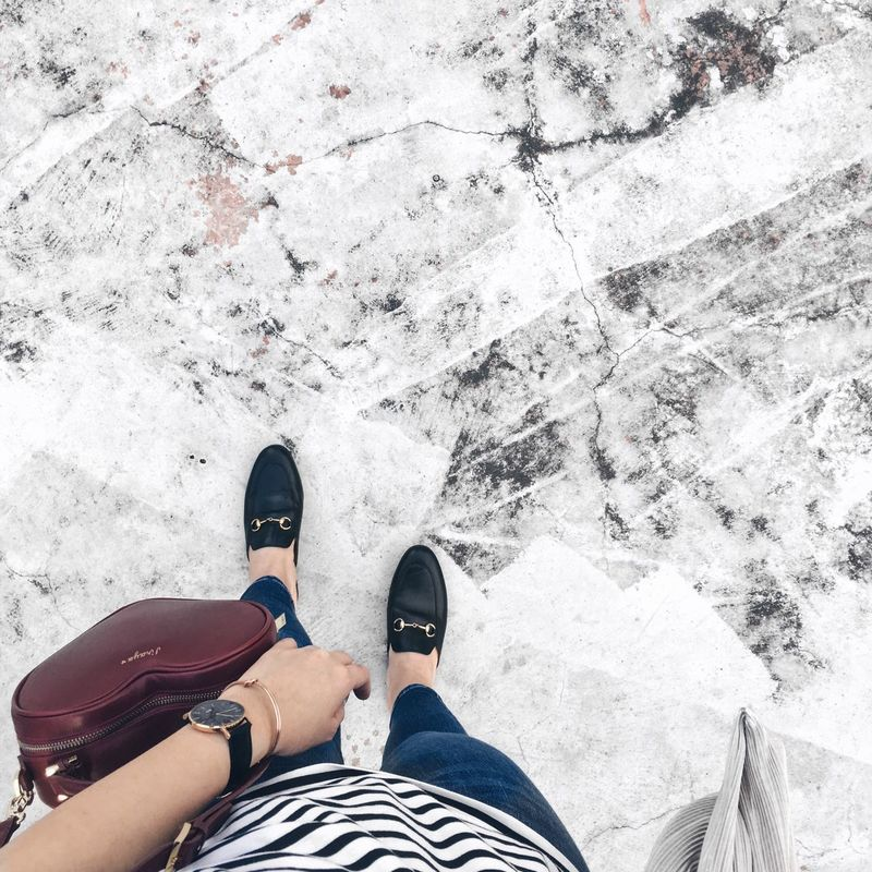 Go after dreams ot people. High Angle View Fromwhereistand GUCCI Danielwellington Cosstores Topshop Asseenonme White Color White Background Fashion Fashion Photography Minimalism Minimalobsession Monochromatic Minimalist Whywhiteworks Black And White Downtown District Minimal Whiteaddict
