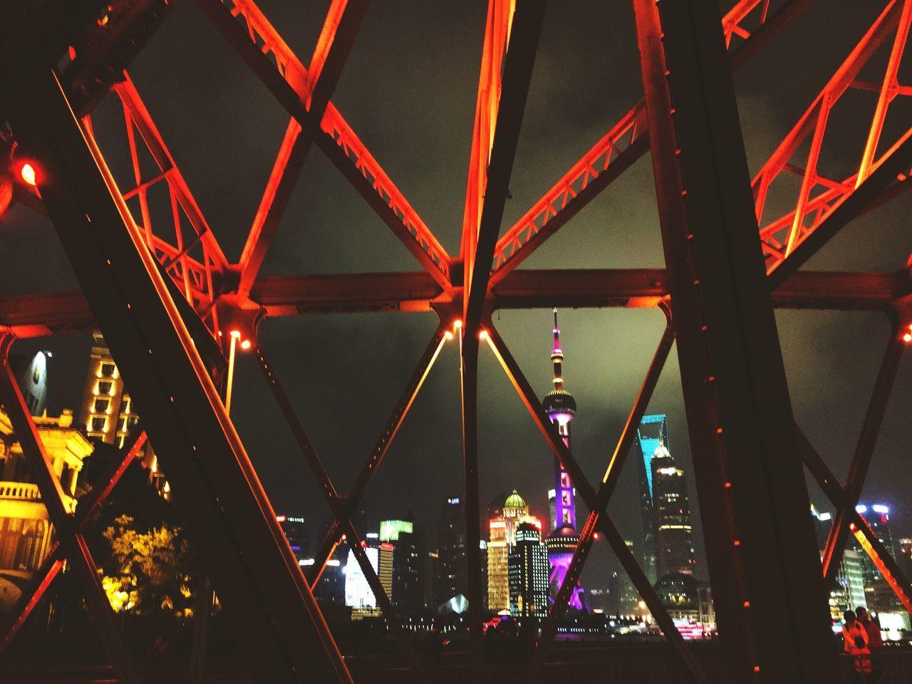 Architecture Minimalist Architecture Lifestyles Travel Bridge - Man Made Structure Travel Destinations Night