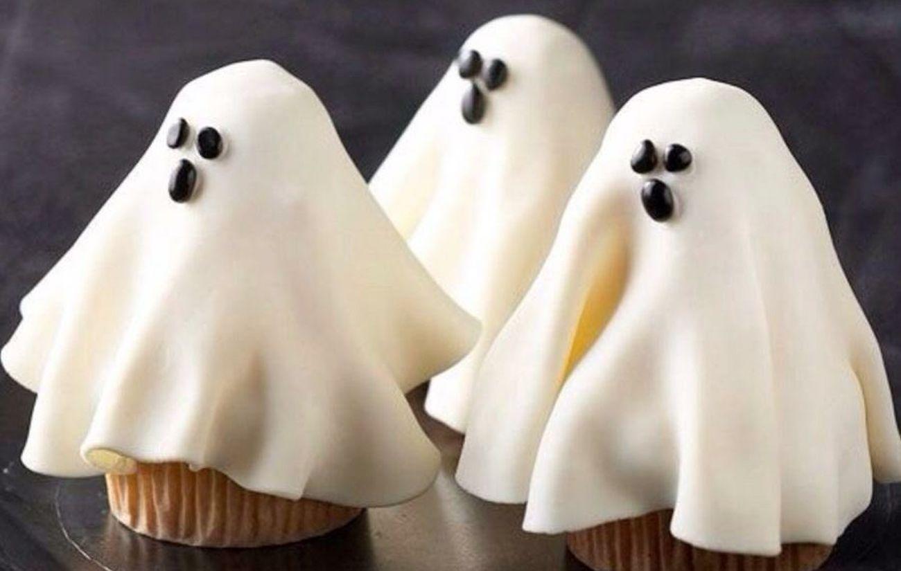 Happyhalloween Ghosts Fairycakes Check This Out
