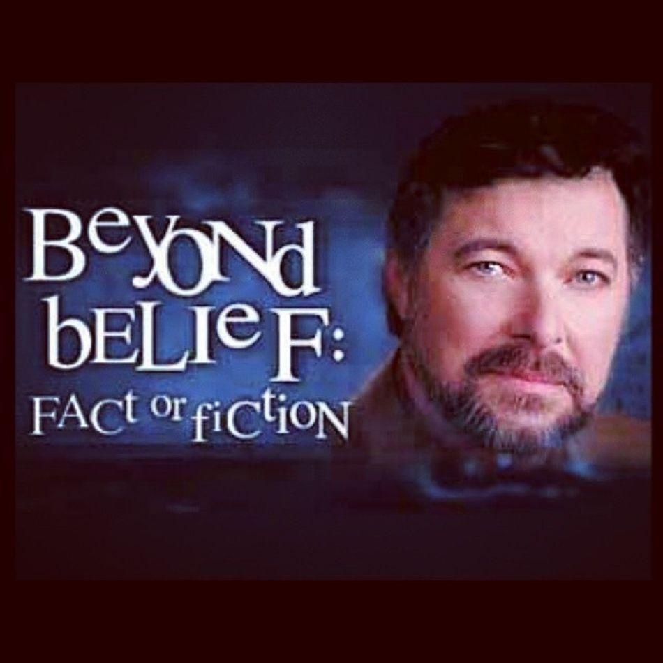 Watching BeyondBelief Factorfiction This show is sooooo AMAZING ??????