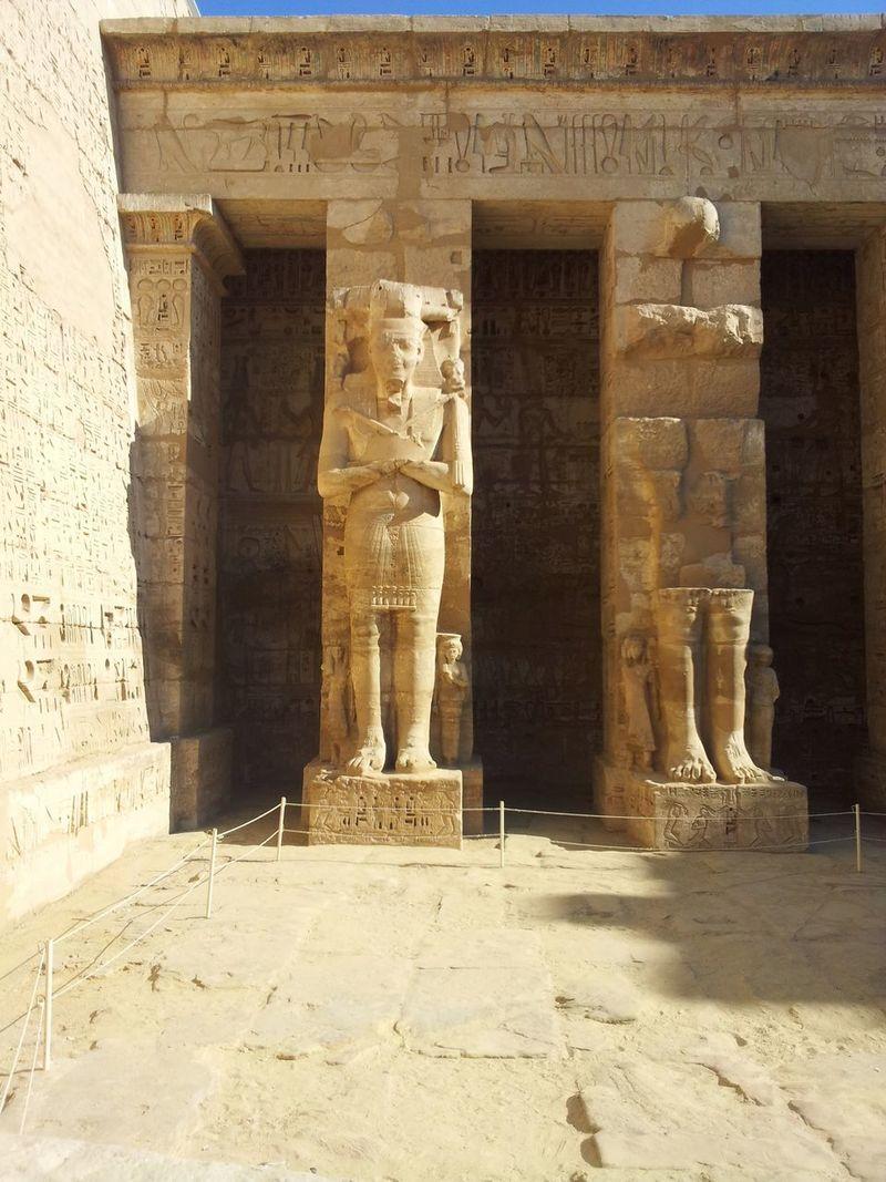 Egyptomania Luxor,Egypt Egyptology Pharaohs Statues Your Design Story The Architect - 2016 EyeEm Awards The Essence Of Summer