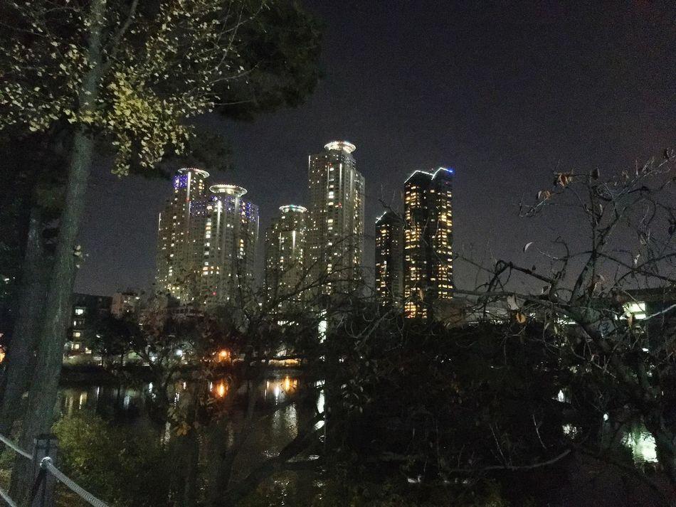 Building City Urban Korea Seoul Konkuk Univ