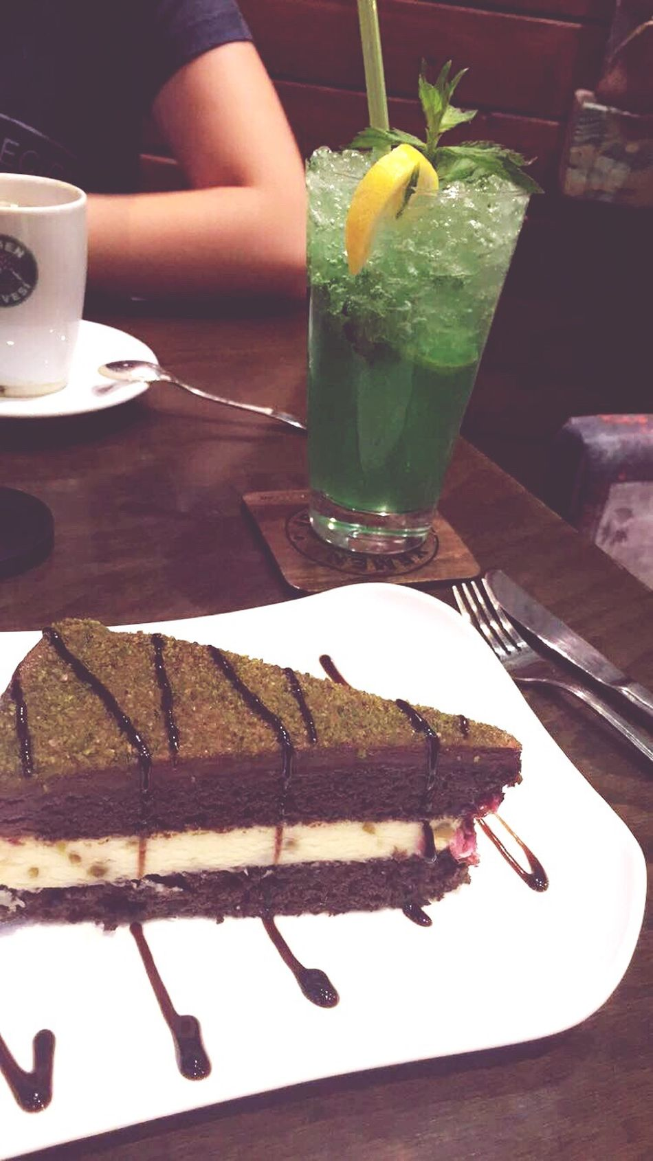 Delicious ♡ Cake Time 🍰🍹