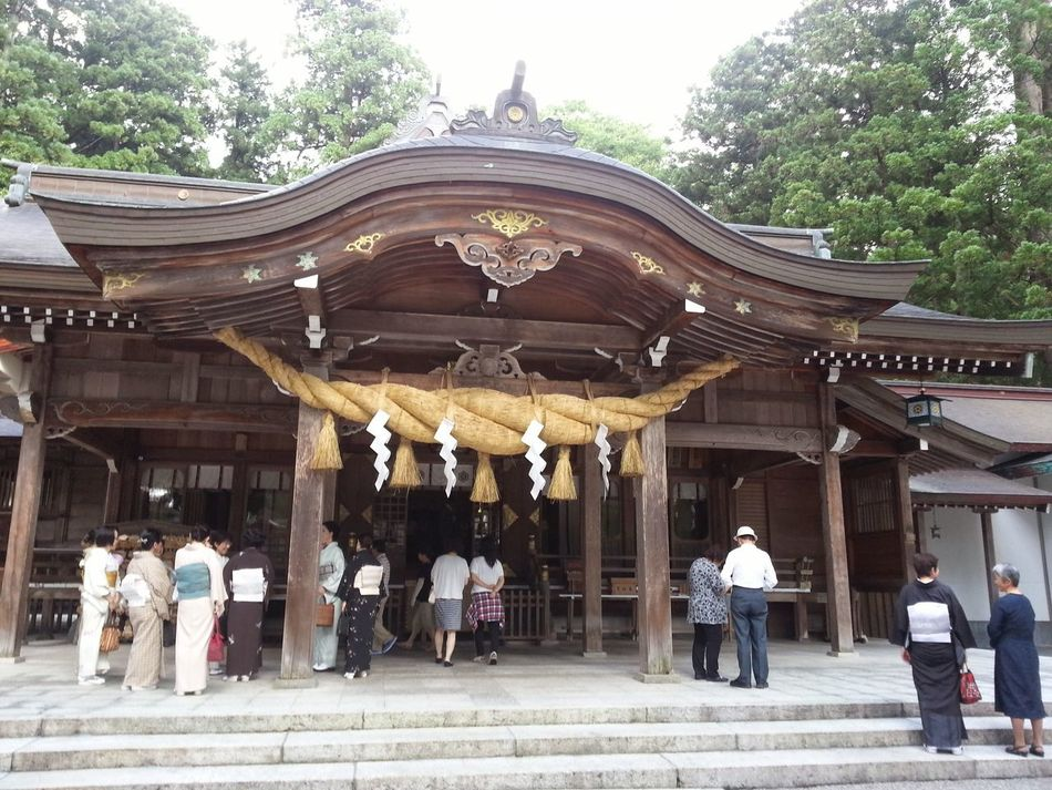Shirayama Hime shrine Shrine Building Japanese Traditional Building Shirayama Hime Shrine Ishikawa Hakusan Japan