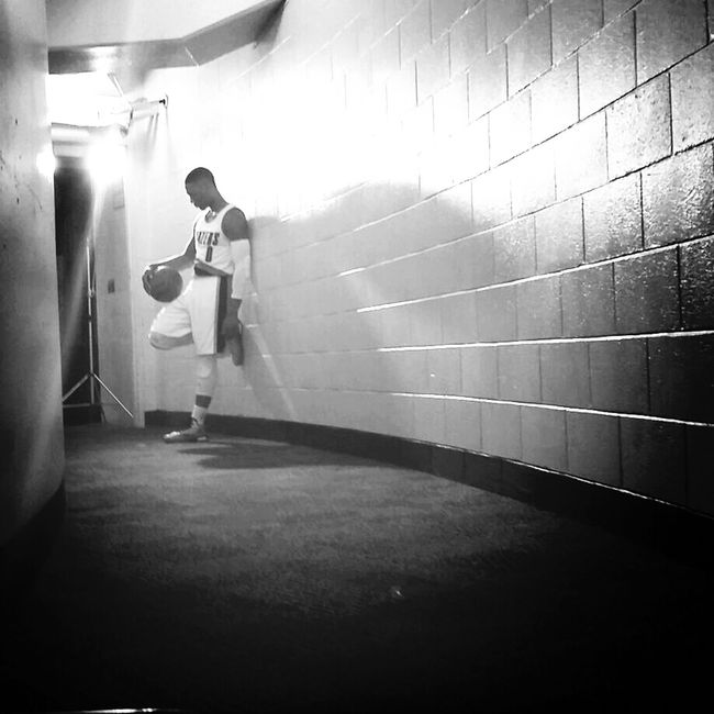 Photo Shoot Life On Set Damian Lillard Portland Trail Blazers
