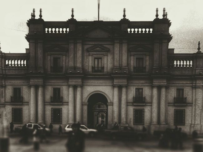 Trip On Chile♥... Ecuadorian Photographer Building Old Buildings Copyright© I Am From  Ambato, Ecuador