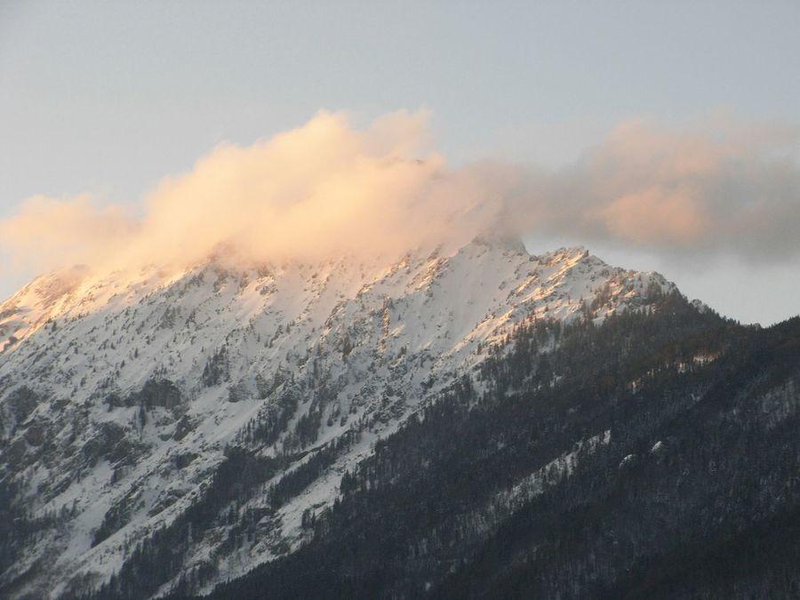 Mountain View Cloud WhithoutFilter Austria Salzburg