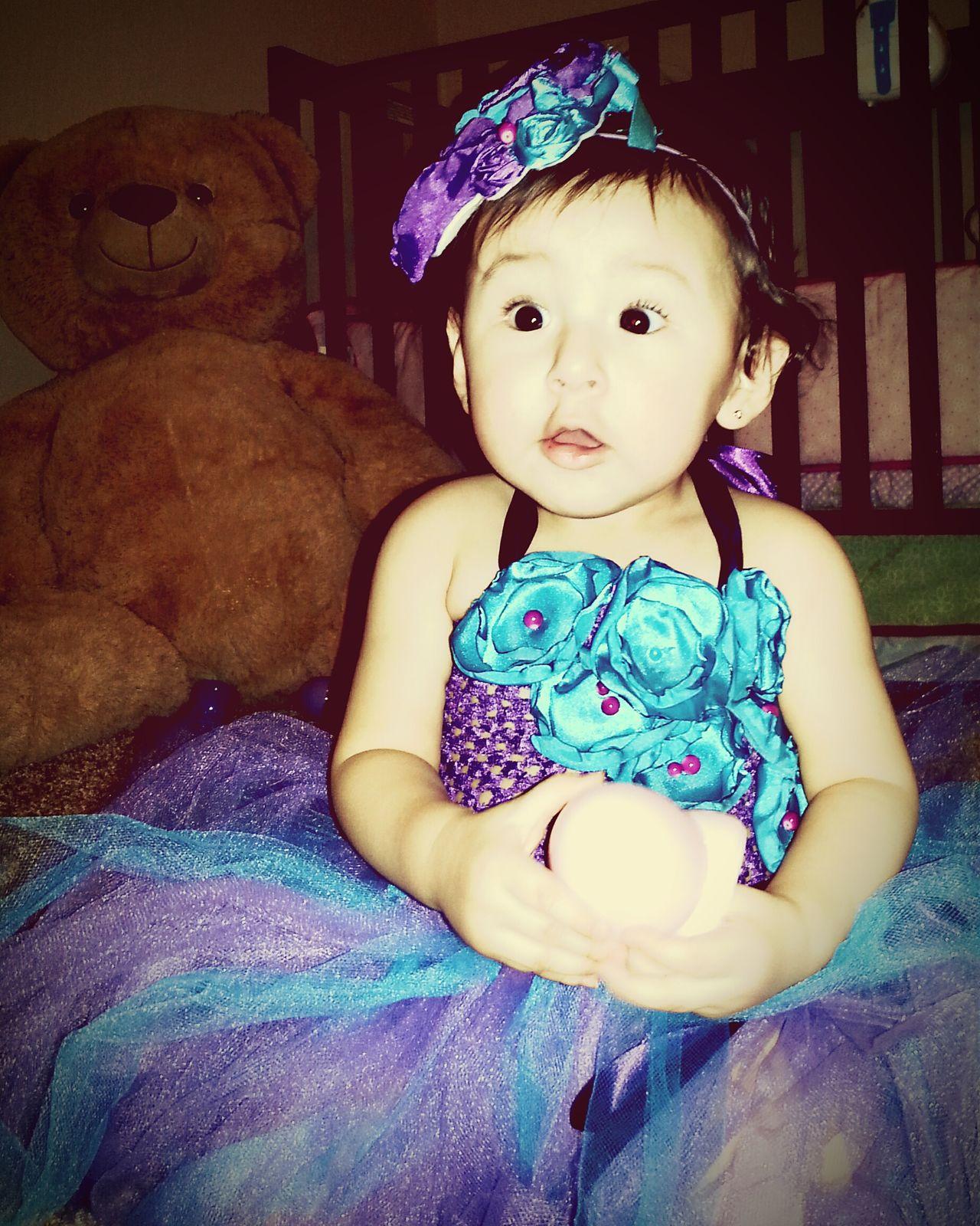 Happy First Birthday! Children Photography Aneye4theshot Purple ♥