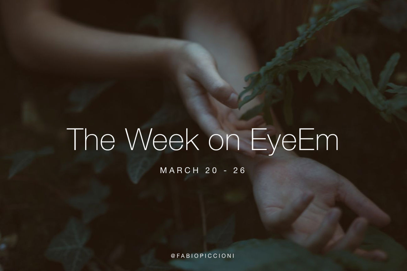Welcome to a week's worth of fabulous photography: https://www.eyeem.com/blog/the-week-on-eyeem-13-3/ The Week On EyeEm
