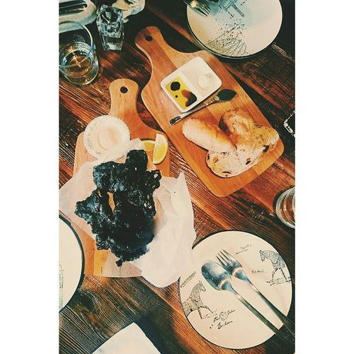月聚Time👭 大概是近期的最後一聚了😩 謝謝有妳們💑 @anwowan @ginya1025 Hsinchu Elsenbistro 義式 歐式 lunch friends
