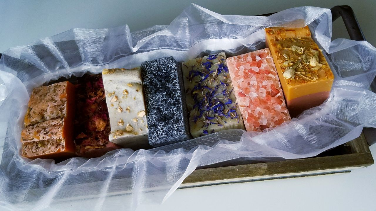 Aromatheraphy Soaps Aromatherapy Soaps Guest Service The Song Of Color TakeoverContrast Colors And Patterns