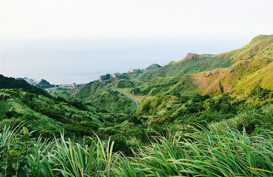 Traveling 金瓜石 Sea And Mountain , Taiwan