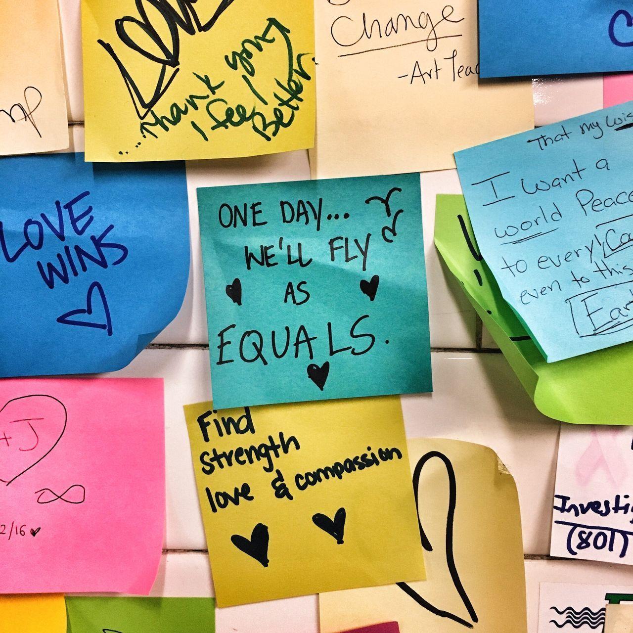 Love Trumps Hate Union Square  Communal Compassion