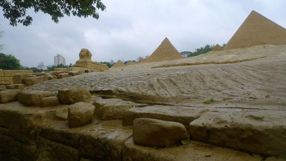Architecture History Pyramid Pyramid Shenzen Travel Travel Destinations Window Of The World