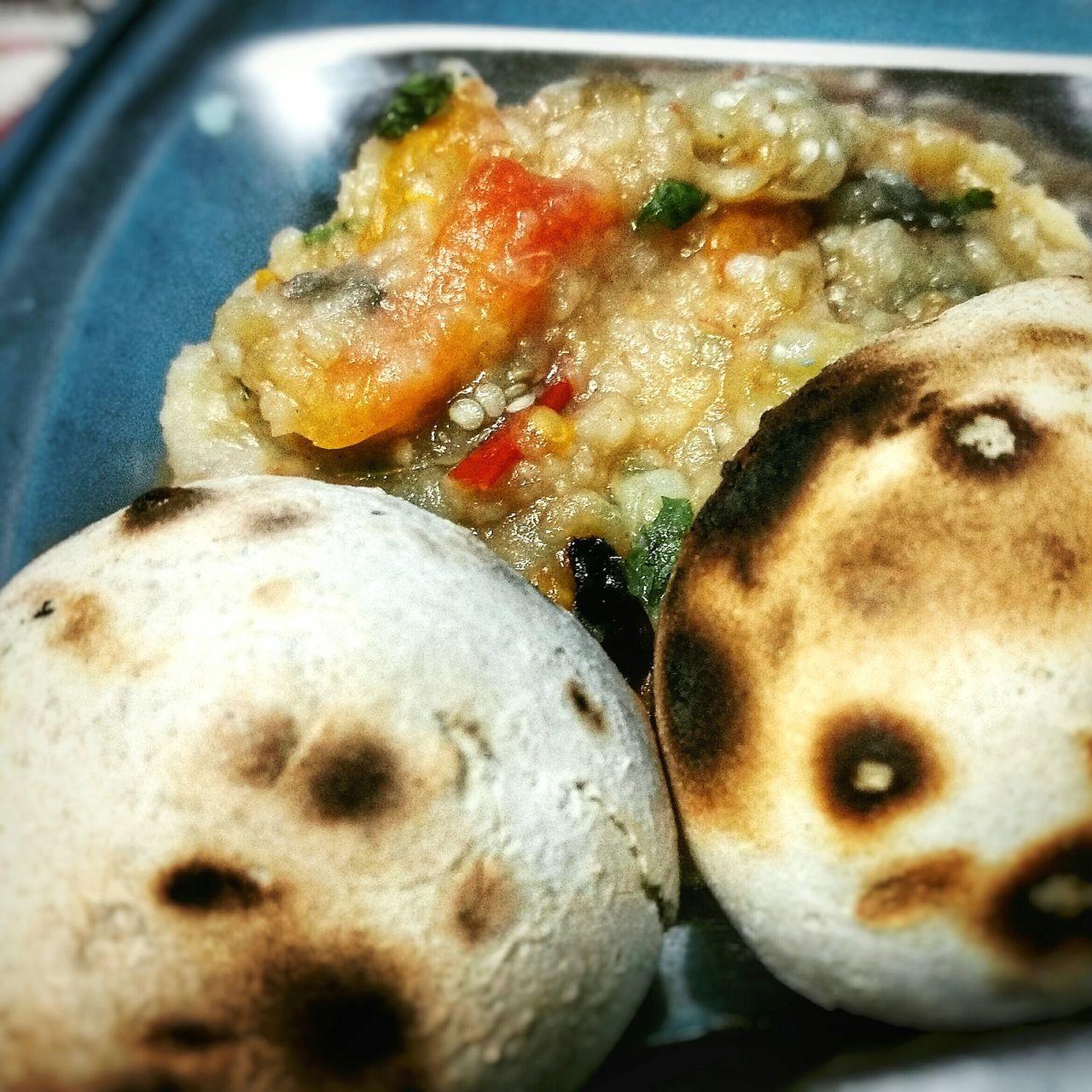 Love for food ,poppular Indian Dish Litti chokha of Bihar Bihar Food Porn LittiChokha ObjectPhotography Desi_diaries Indianfood Mouthwateringfood Appetì