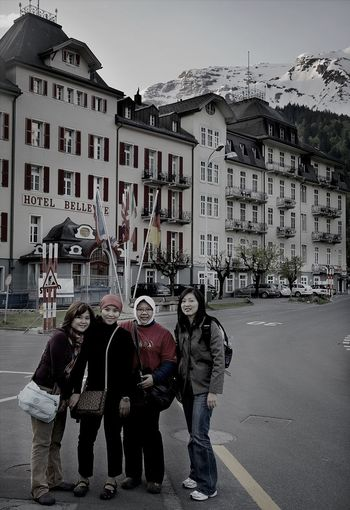 Engelberg-Switzerland on May, 2008
