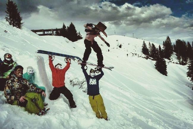 Better than sex! Snowboarding Fun Mountains Winter Snow Shredding Yeah! Yeehaw Sliding Having Fun Anonymous Betterthansex