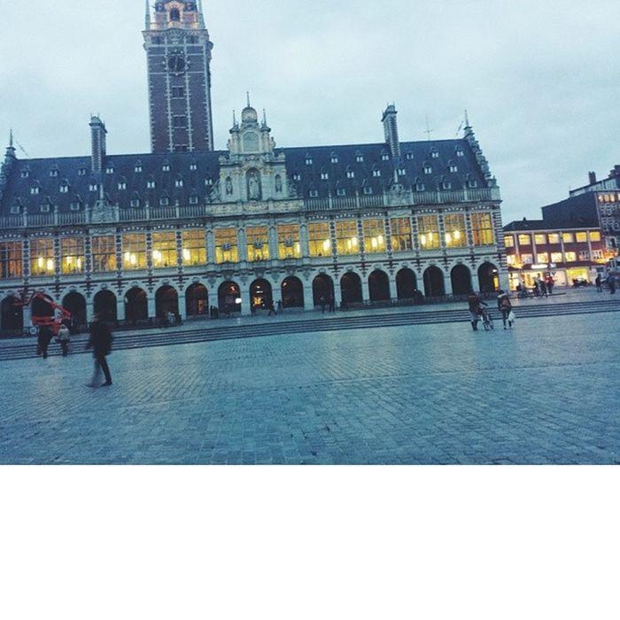 Welcome back Leuven