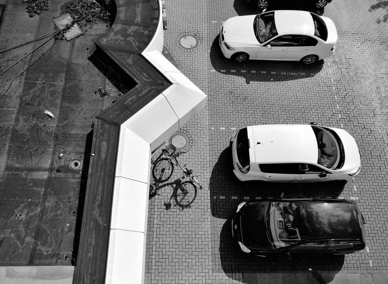 High Angle View We Are Eyeem, We Are Photography We Are Photography, We Are EyeEm Black & White No People The Street Photographer - 2017 EyeEm Awards