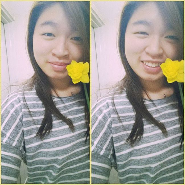 Latergram last friday., just when I thought the day couldn't get any worse with finance quiz and forgetting my lunch, a kind soul offered me a daffodil at subway :) thanks for making my day! :) Unsw Unswkindness Makestheworldabetterplace daffodilday happygirl94