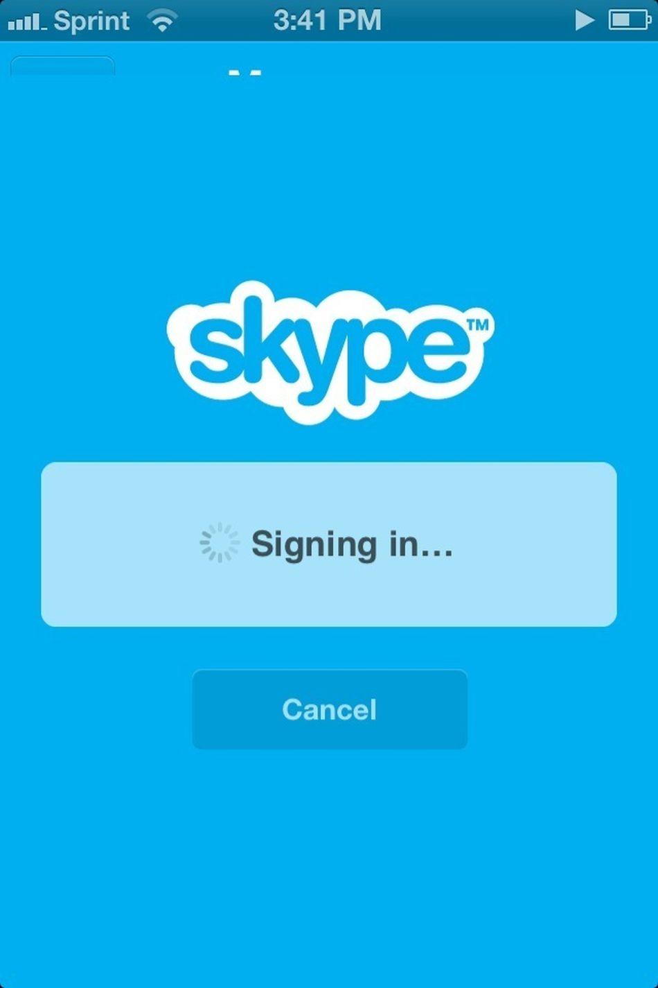 #skype Anyone ?