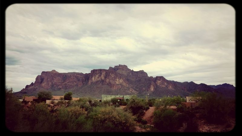 Waiting for the remains of Odile to dump on us over the next couple days. The Calm Before The Storm Desert Rain Coming Apache Junction