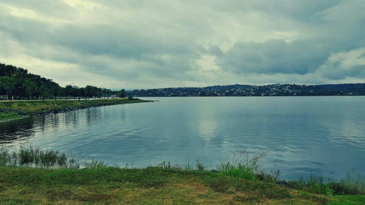 Lake Outdoors Nature Cloudy Weather⛅☁ Rainy