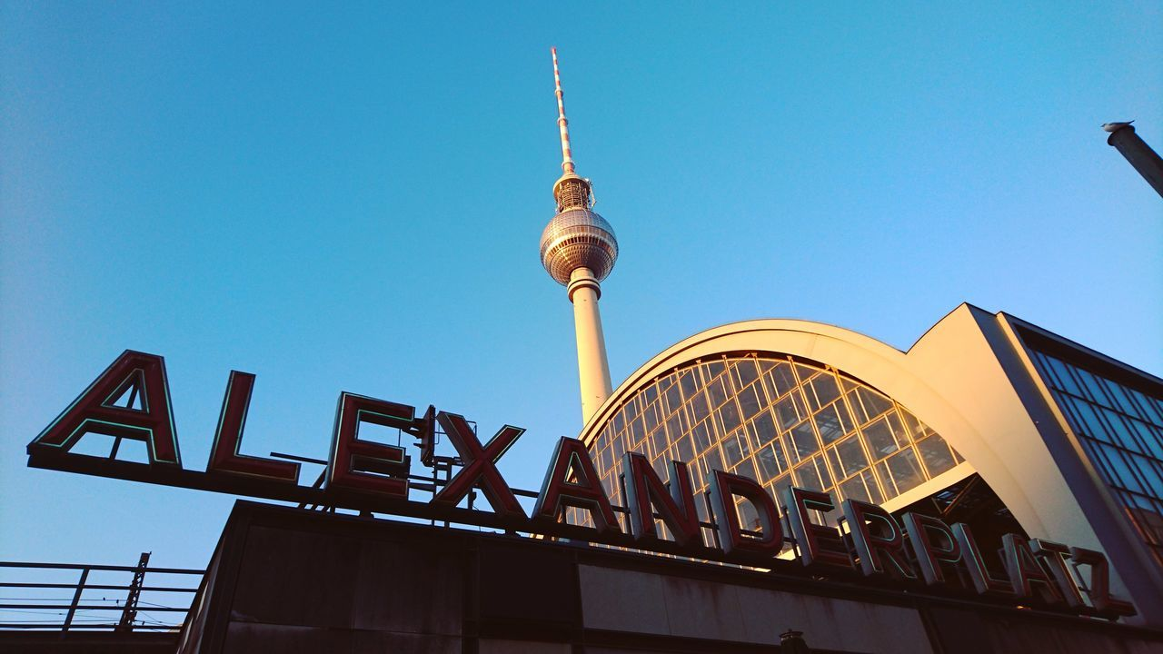 Blue Sky Outdoors Berlinstagram Berlin Life Blu Sky Alexanderplatz Alex Dear Berlin