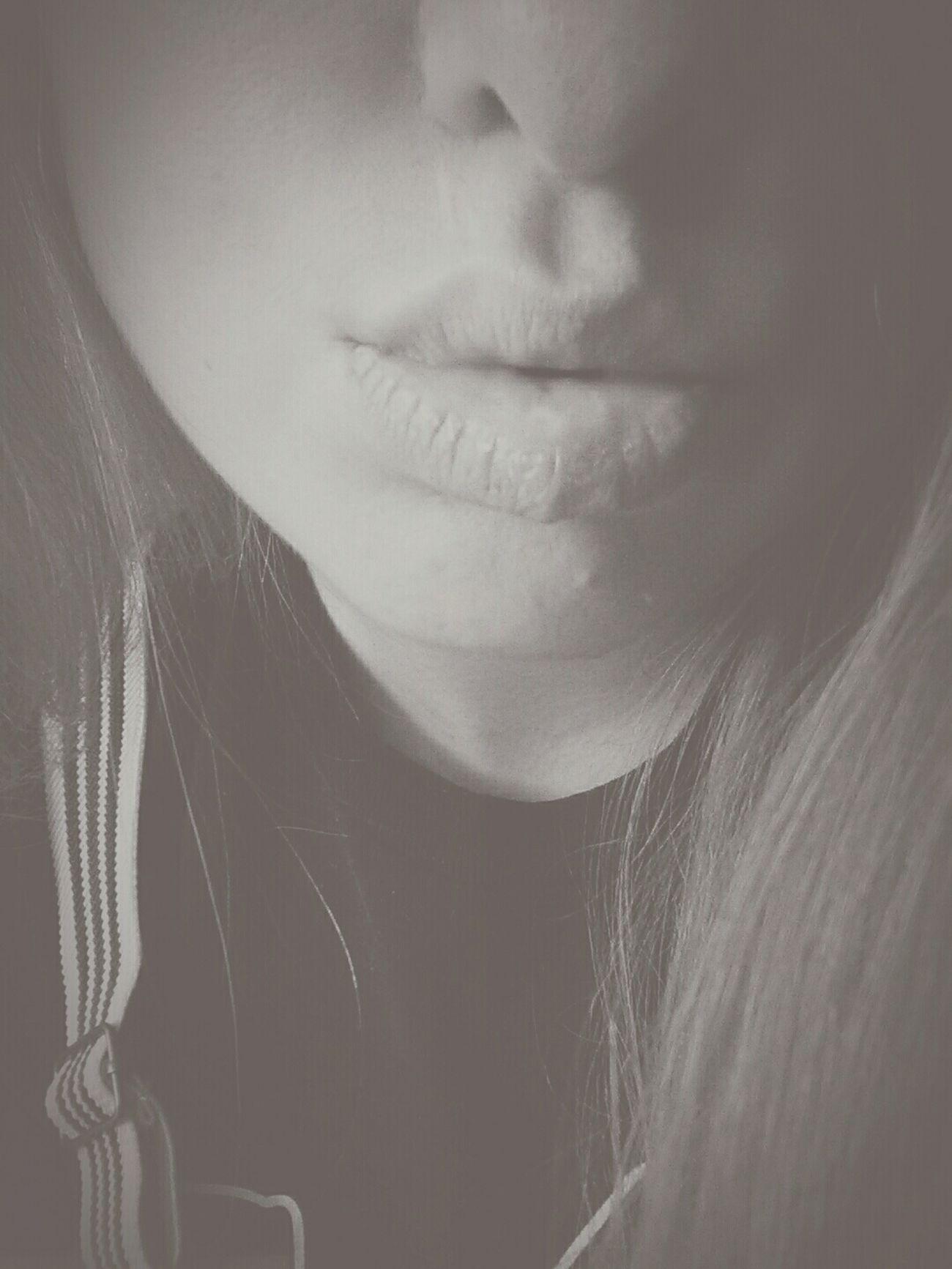 Blackandwhite Teamfulllipss Beautifullips Lips Check This Out JustMe Kiss Kiss Beautiful