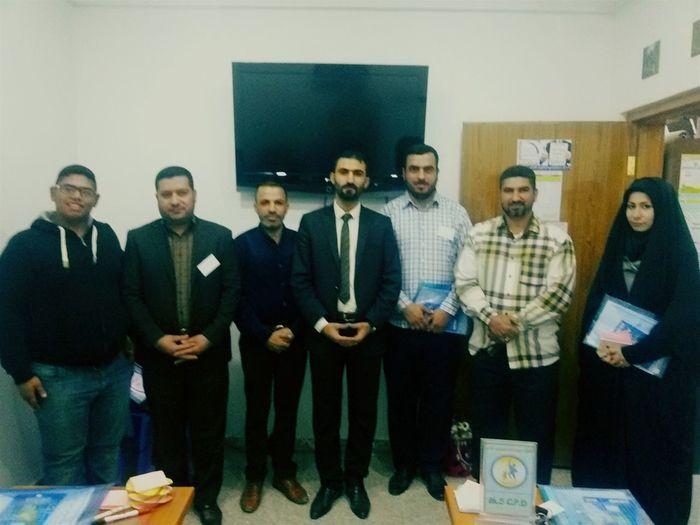 دورة تدريب المدربين المعتمدين /العراق Hussam AL-soraifi مركز مهاراتي لتطوير الأداء