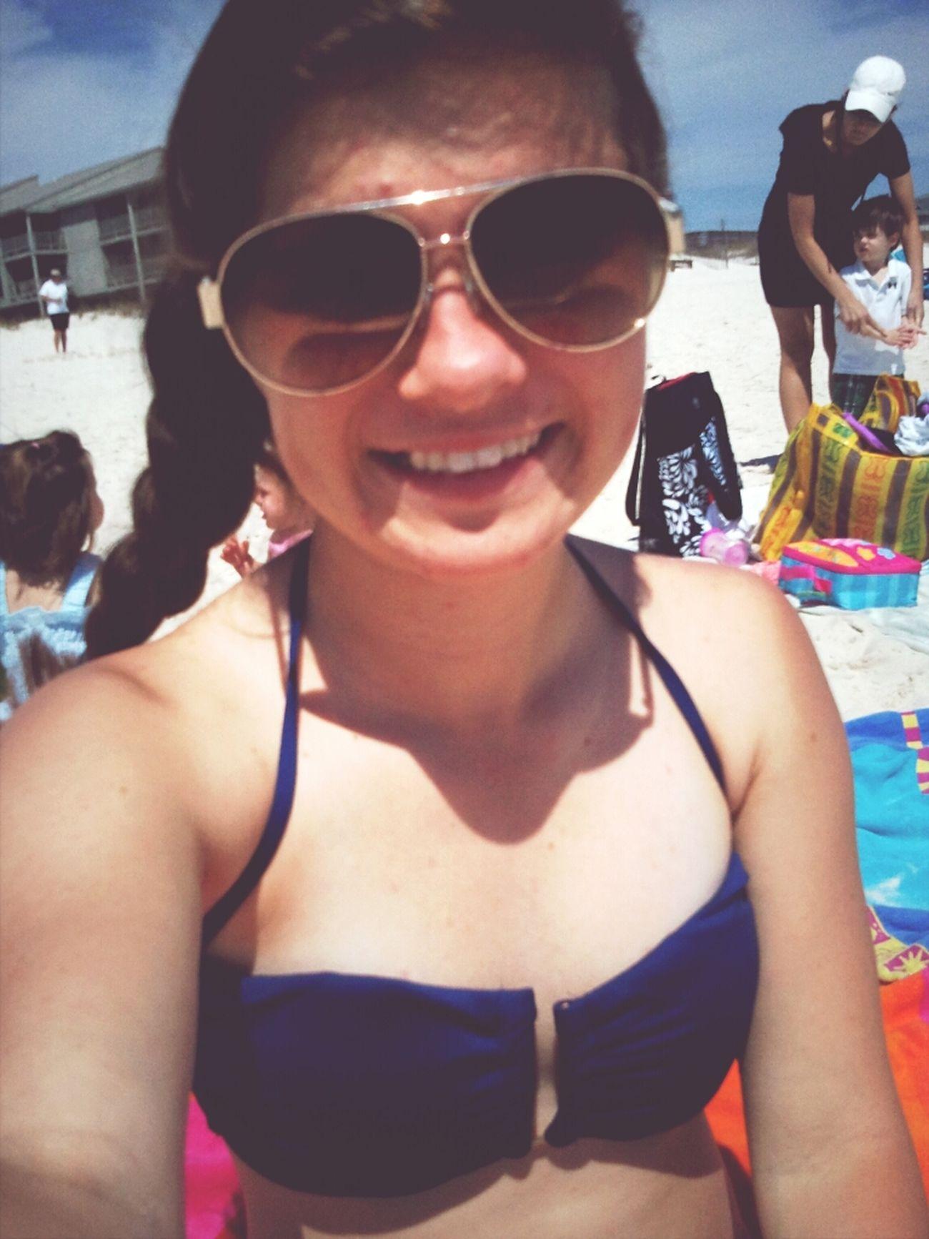 Beach day! ♥