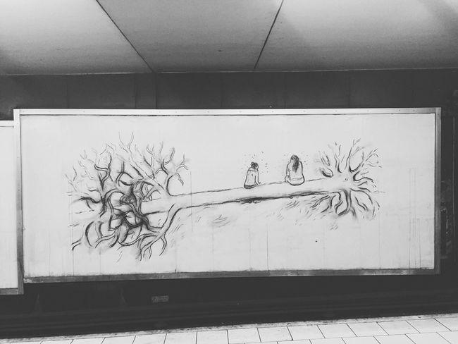 Art Creativity Design Graffiti Graphic Stockhom Subway Sweden Tunnelbana  Underground Wall