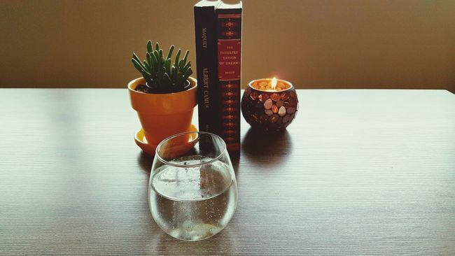 Peaceful solo celebration Pdx Candle Jade Camus Freud Hansens Happy Adulting Cozy Home MYheart Lovemyspace Cheers Happy Thursday