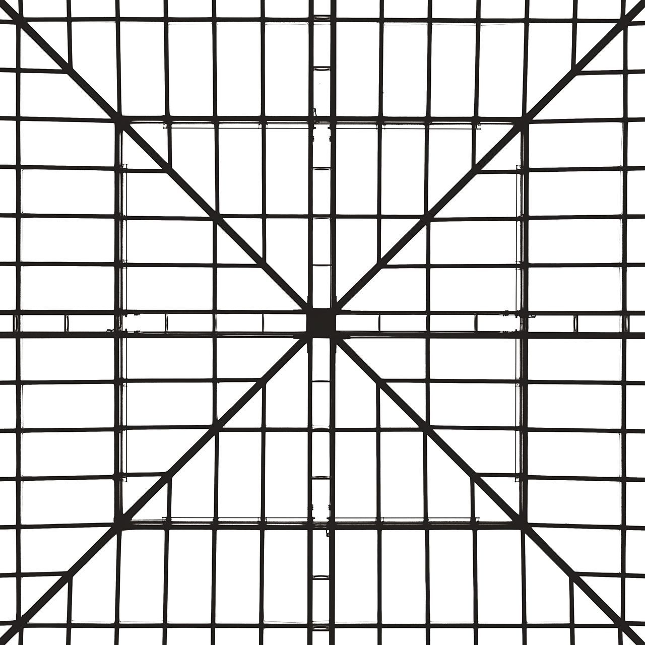 Pattern Geometry Square Contrast Lines Design Architecture