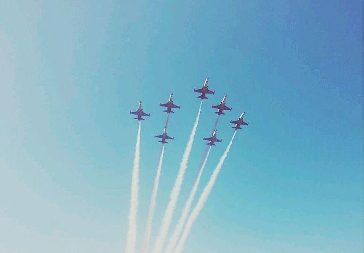 Turkish Airforce Turk Hava Kuvvetleri Kayseri Gösterisi Turk Yildizlari