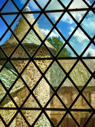 IPhoneography Iphone6 Château Auvergne Orcival Fenêtre