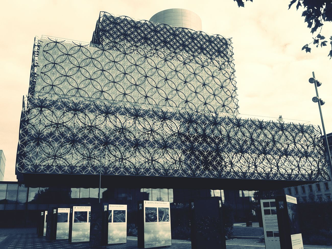 Birmingham Library SpaceShip