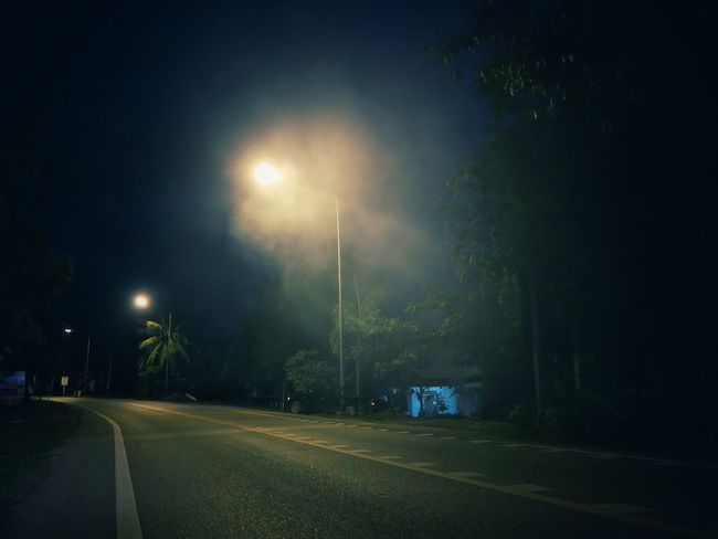 Night Tree Street Light Road Illuminated Transportation No People Outdoors Street Nightphotography Nightlife Night Lights Night Road Road Trip Thailand Thailand Photos Thailand🇹🇭 Thailand_allshots Thailandtravel Prachinburi