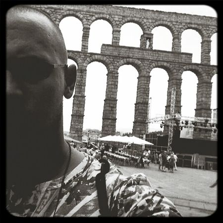 Just Being Me :) Roman Aquaduct