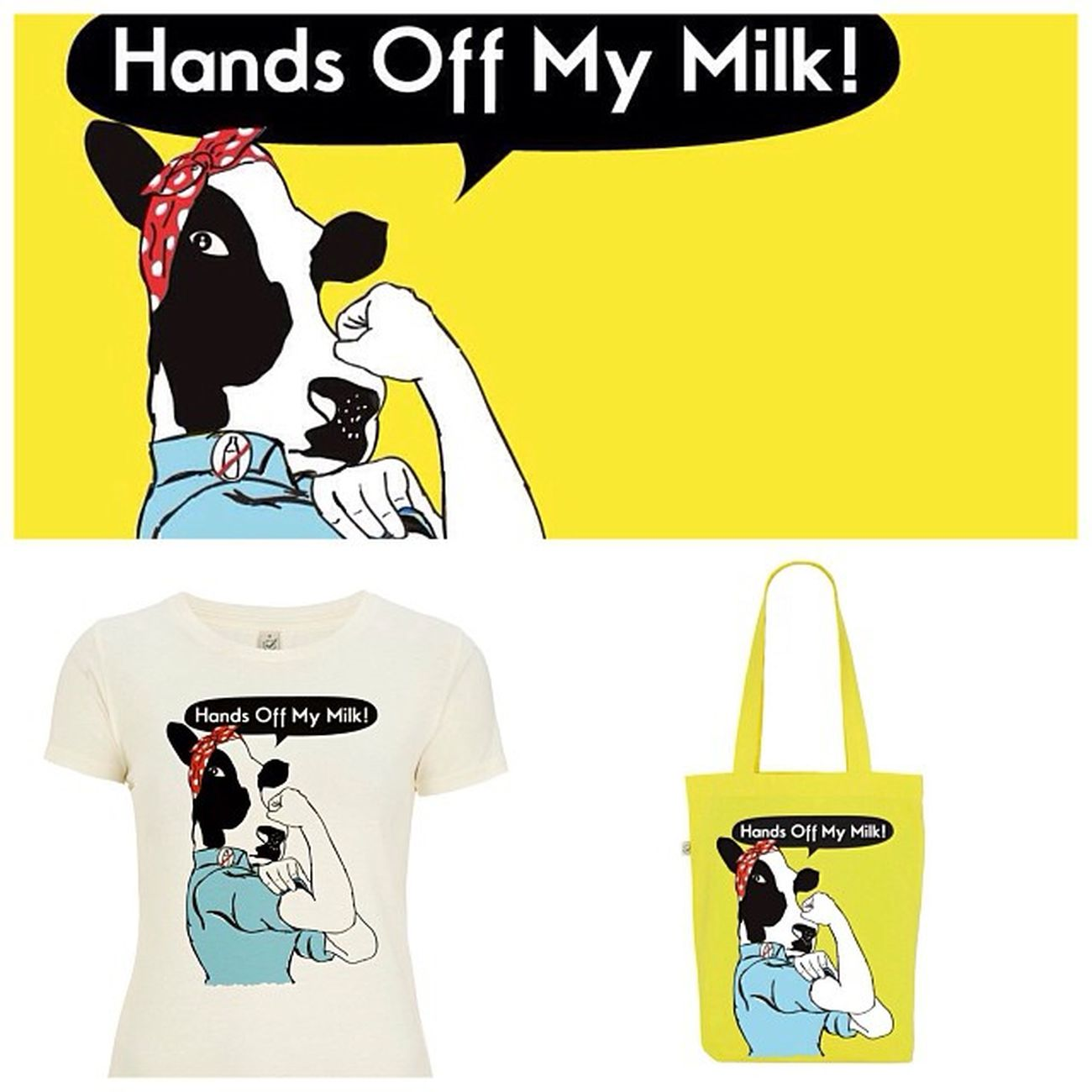 New limited edition tee and totes! Preorder now on www.chiaralascura.it #vegansofig #wecandoit #vegan #govegan #veganshopping #veganfashion #veganshirt #vegantshirt #vegangraphics #ecofashion #fairwear #chiaralascura #vegansofinstagram #instavegan #cowlov Veganshopping Vegangraphics Antispecismo Posterart Vegan Fairwear GoVegan Veganfashion Veganism Ecofashion Instavegan Vegansofig Screenprinting Animalliberation Feminist Cowlove Wecandoit Milkiscruel Chiaralascura Vegansofinstagram Veganshirt Vegantshirt