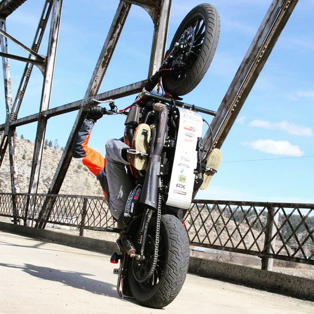Harley Stunts 12oclock Tailscrap foreveryoung stuntstyle life stuntersblog