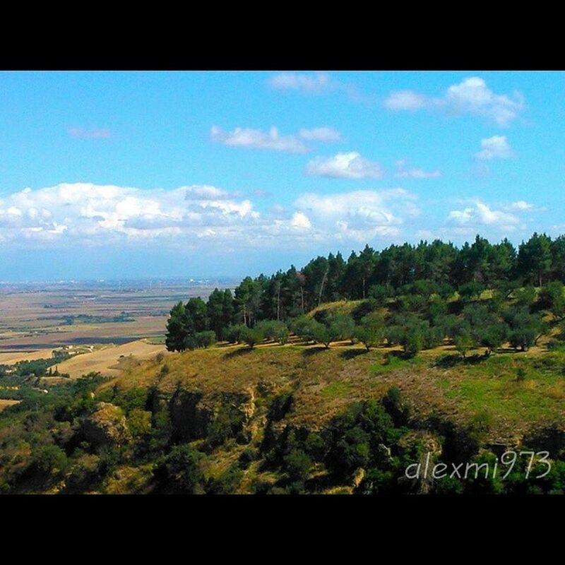 AscoliSatriano Puglia Tavoliere Italianlandscape igPuglia panorami_italiani lovenature Italy ita TATF