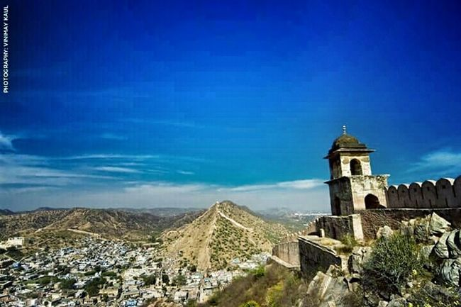Beautiful View from Amer Fort Jaipur Rajasthan India Incredible India EyeEm Best Shots Thegreatoutdoorswithadobe