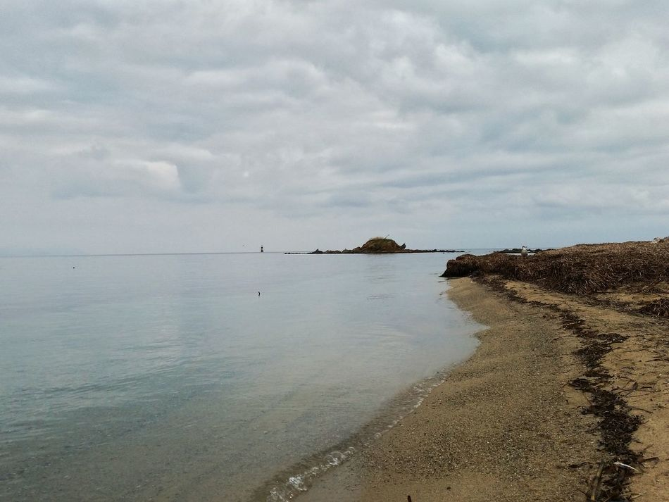 Beach Provence Les Salins Sea Saint Tropez