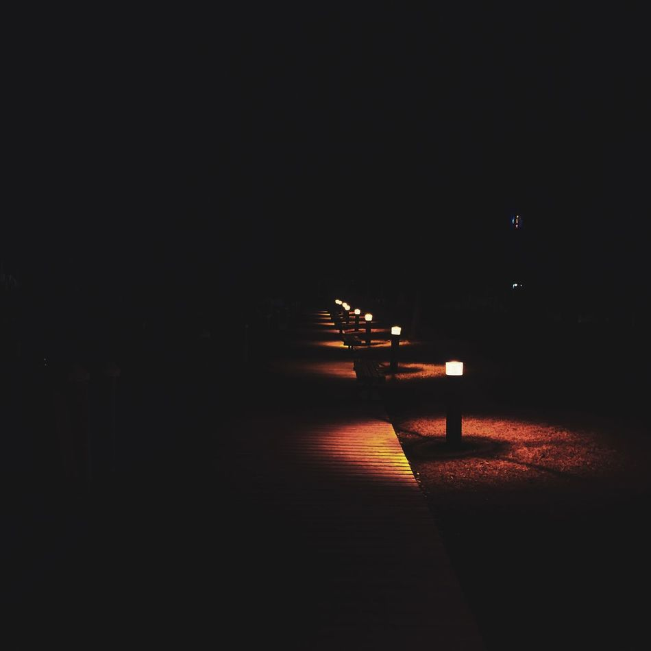 Path Night Lights