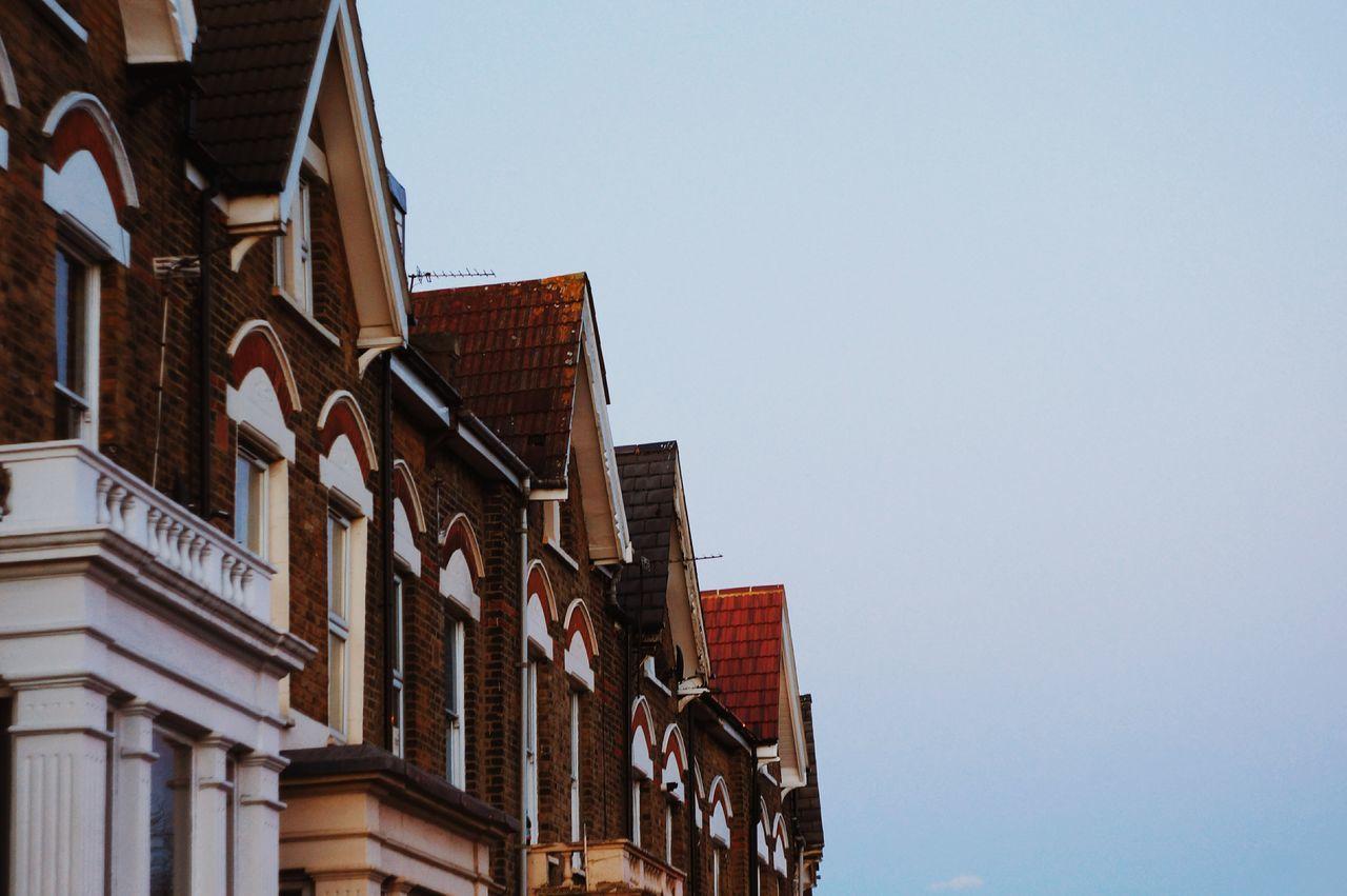 Negative Space Rowhouse EyeEm LOST IN London EyeEm LOST IN London