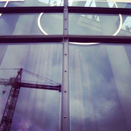 Architecture Reflection City Urban