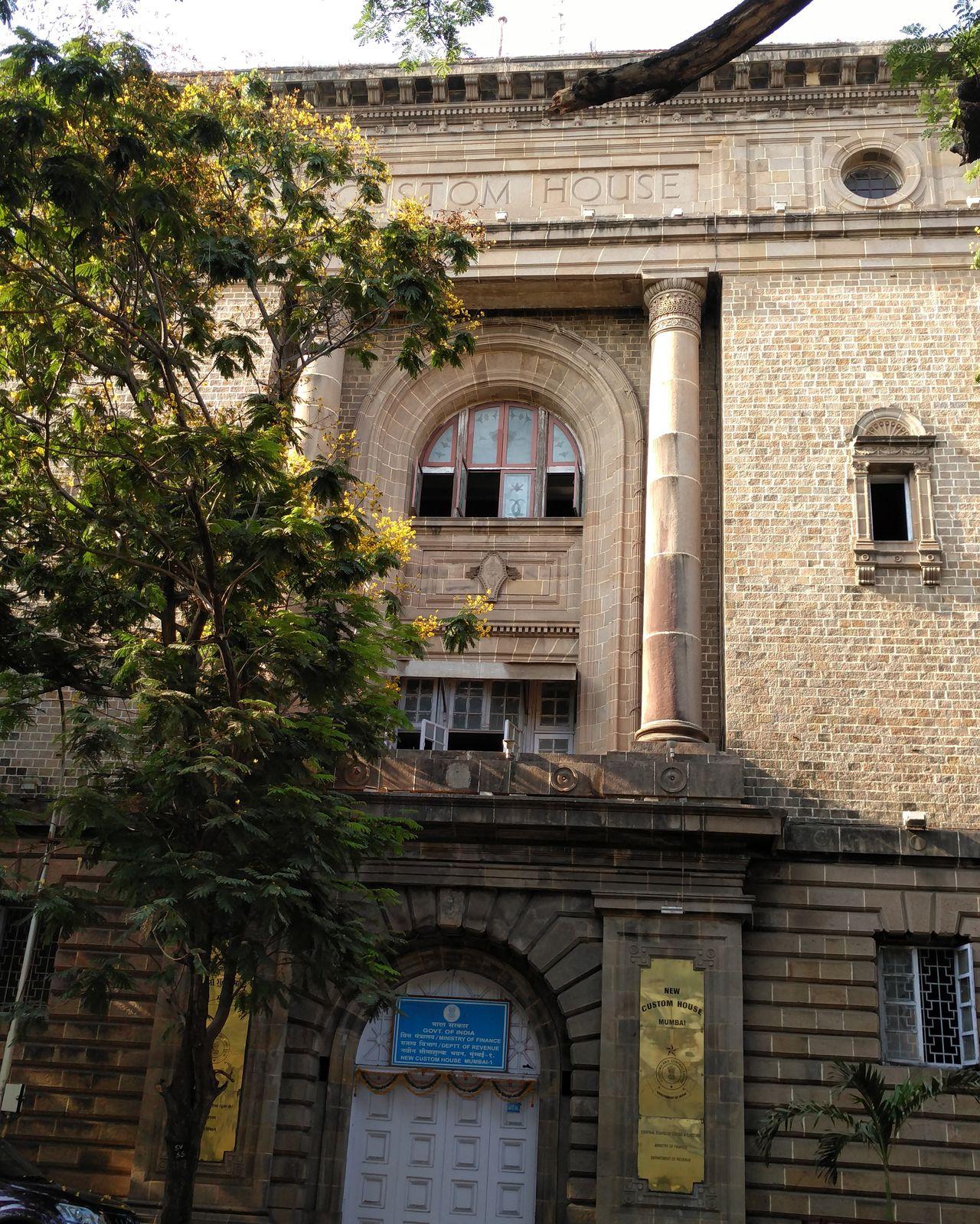 Custom House. Mumbai Traveldiaries Mumbaidarshan